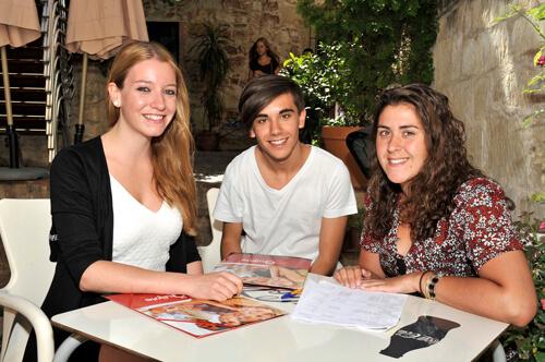 Spanish course in Salamanca