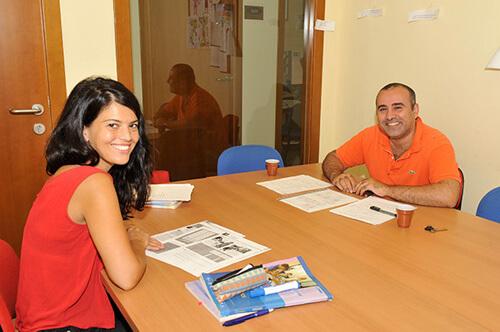 cursos español en Barcelona